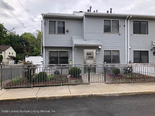 179 A Pierce Street, Staten Island, NY 10304 (MLS #1128819) :: RE/MAX Edge