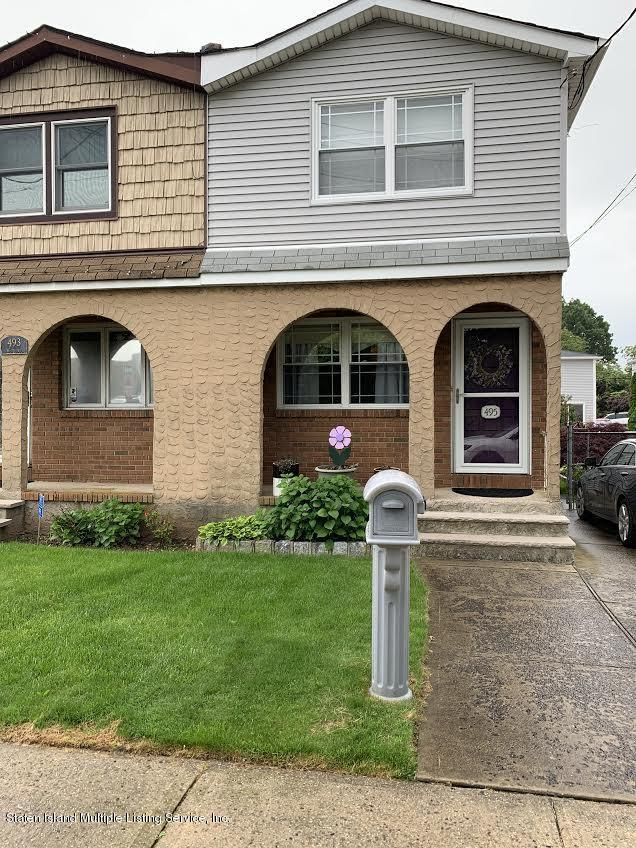 495 Weser Avenue, Staten Island, NY 10304 (MLS #1130457) :: RE/MAX Edge