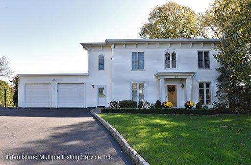 1215 Todt Hill Road, Staten Island, NY 10304 (MLS #1133458) :: RE/MAX Edge
