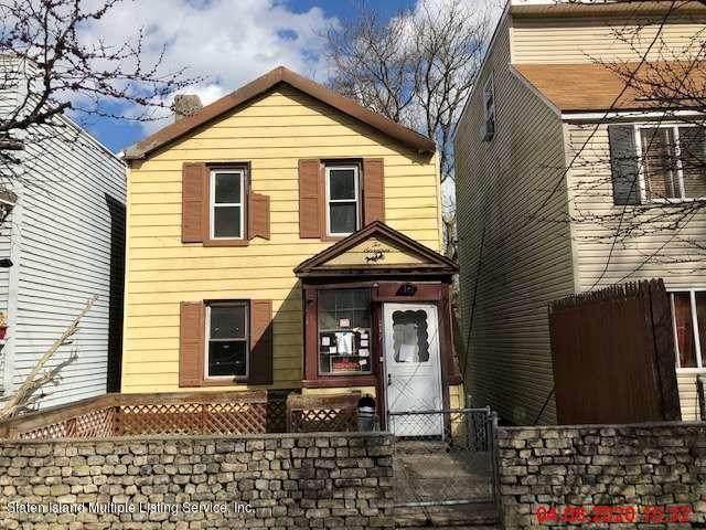 217 York Avenue, Staten Island, NY 10301 (MLS #1136837) :: RE/MAX Edge