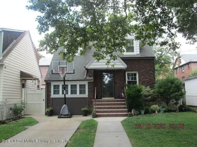 12 Bryson Avenue, Staten Island, NY 10302 (MLS #1139493) :: Team Gio   RE/MAX