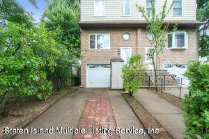 449 Weser Ave #1, Staten Island, NY 10304 (MLS #1141902) :: Team Gio | RE/MAX