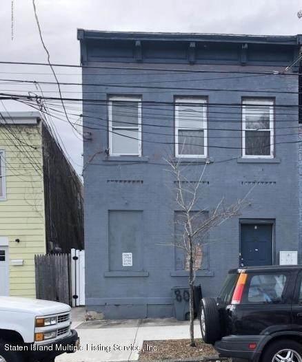 80 Van Duzer Street, Staten Island, NY 10301 (MLS #1142126) :: Team Pagano