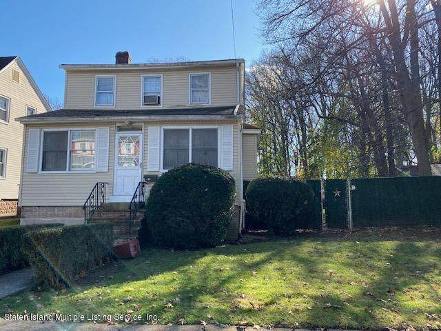 66 Gibson Avenue, Staten Island, NY 10308 (MLS #1142172) :: Team Gio | RE/MAX