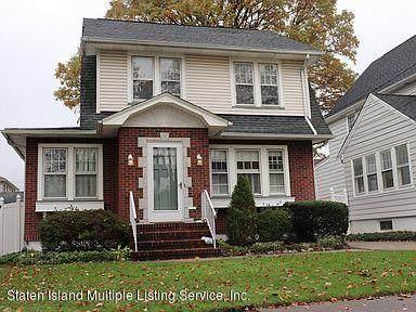 19 Elmira Avenue, Staten Island, NY 10314 (MLS #1142318) :: Team Gio | RE/MAX