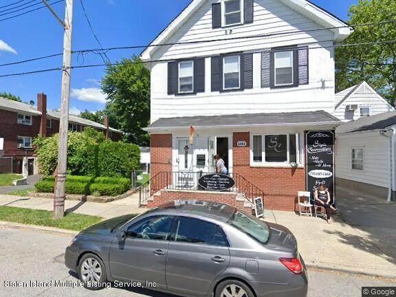 1161 North Railroad Avenue, Staten Island, NY 10306 (MLS #1142349) :: Team Pagano