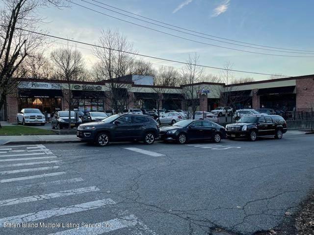 8 Johnson Street, Staten Island, NY 10309 (MLS #1142382) :: Team Pagano