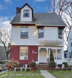 110 Westervelt Avenue, Staten Island, NY 10301 (MLS #1142801) :: Team Pagano