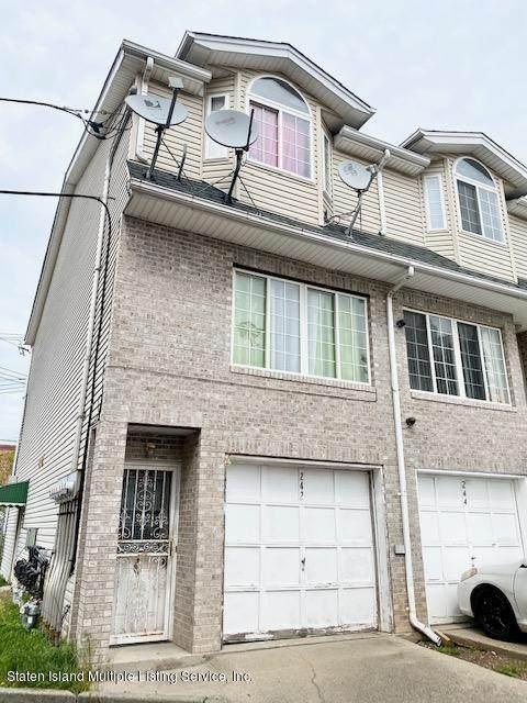 242 Edgewater Street, Staten Island, NY 10305 (MLS #1144472) :: Team Pagano