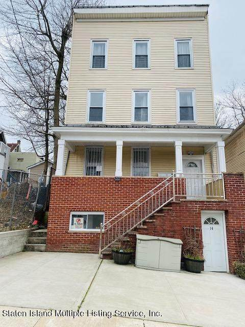 14 Layton Avenue, Staten Island, NY 10301 (MLS #1145170) :: Team Pagano
