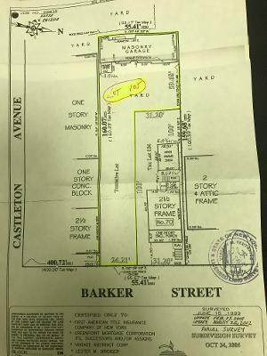 0 Barker Street, Staten Island, NY 10310 (MLS #1145211) :: Team Gio | RE/MAX