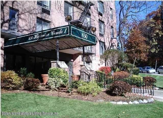 830 Howard Avenue 2A, Staten Island, NY 10301 (MLS #1145901) :: Team Pagano