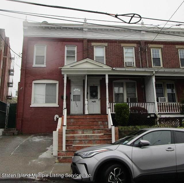 400 Castleton Avenue, Staten Island, NY 10301 (MLS #1145907) :: Team Pagano