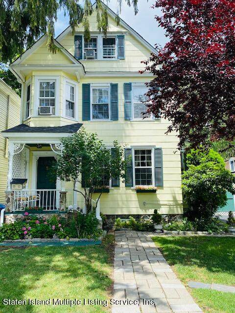 38 Duncan Road, Staten Island, NY 10301 (MLS #1147704) :: Team Gio   RE/MAX
