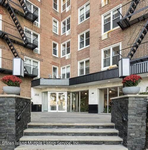 350 Richmond Terrace 7T, Staten Island, NY 10301 (MLS #1149290) :: Laurie Savino Realtor