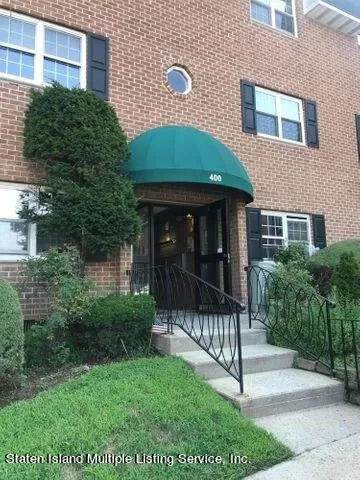 400 Maryland Avenue 2B, Staten Island, NY 10305 (MLS #1149425) :: Laurie Savino Realtor