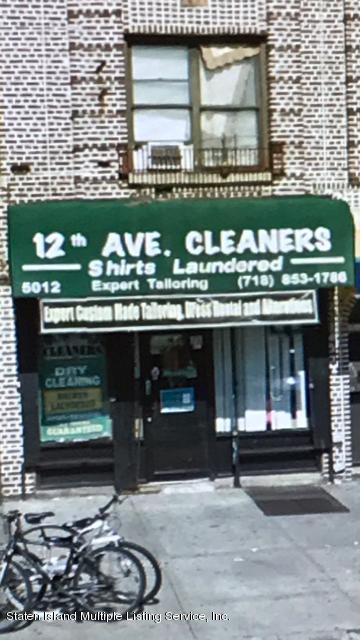 5012 12th Avenue, Brooklyn, NY 11219 (MLS #1116284) :: RE/MAX Edge