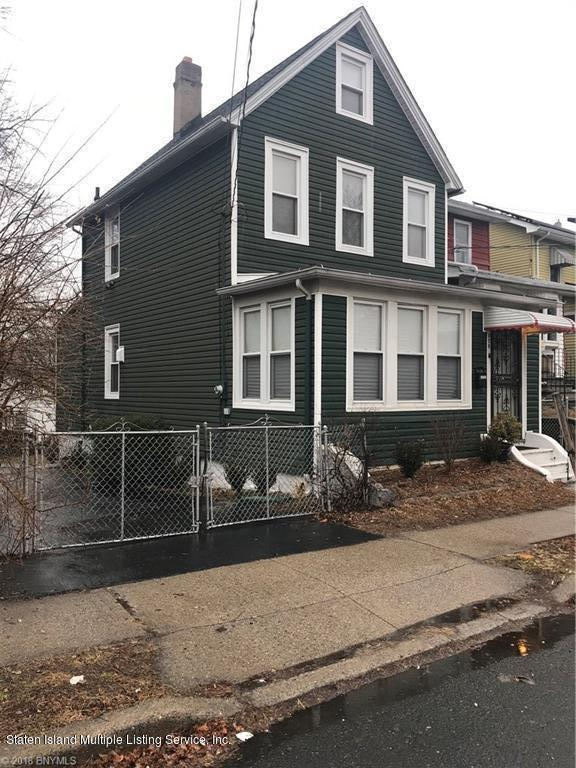 328 Hanover Avenue, Staten Island, NY 10304 (MLS #1116816) :: The Napolitano Team at RE/MAX Edge