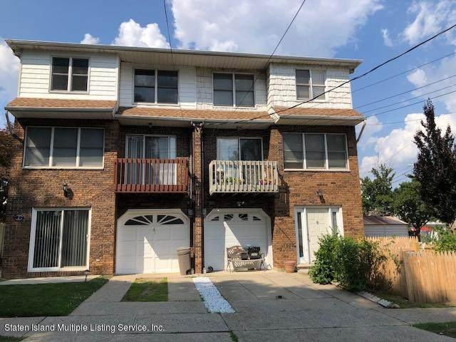 107 Jefferson Street, Staten Island, NY 10304 (MLS #1138159) :: RE/MAX Edge