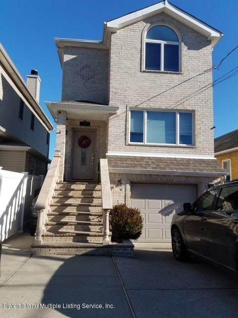 437 Manhattan Street, Staten Island, NY 10307 (MLS #1142052) :: Team Gio | RE/MAX