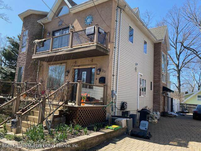 33 Lakeview Terrace, Staten Island, NY 10305 (MLS #1145335) :: Team Gio | RE/MAX
