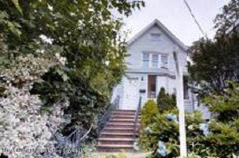 125 N Roe Street, Staten Island, NY 10310 (MLS #1149032) :: Laurie Savino Realtor