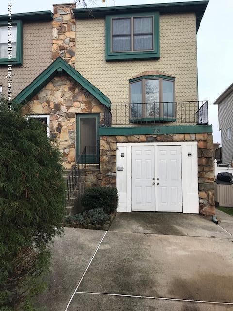 73 Shotwell Avenue, Staten Island, NY 10312 (MLS #1124044) :: RE/MAX Edge
