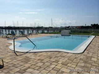 83 Comares Ave 7B W/Boatslip, St Augustine, FL 32080 (MLS #169239) :: St. Augustine Realty