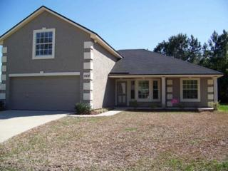 468 Brentwood Ct., Green Cove Springs, FL 32043 (MLS #169309) :: St. Augustine Realty