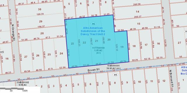 0 Bruen St, St Augustine, FL 32084 (MLS #161092) :: St. Augustine Realty
