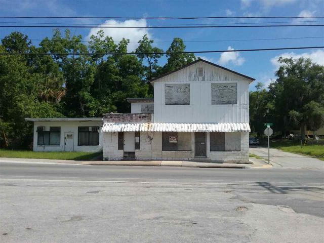 284 W King, St Augustine, FL 32084 (MLS #164238) :: Memory Hopkins Real Estate