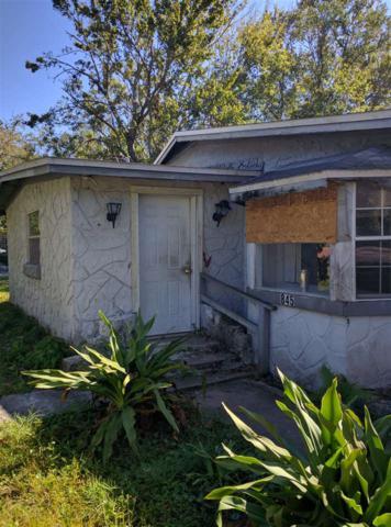 845 W 2nd St, St Augustine, FL 32084 (MLS #166455) :: St. Augustine Realty