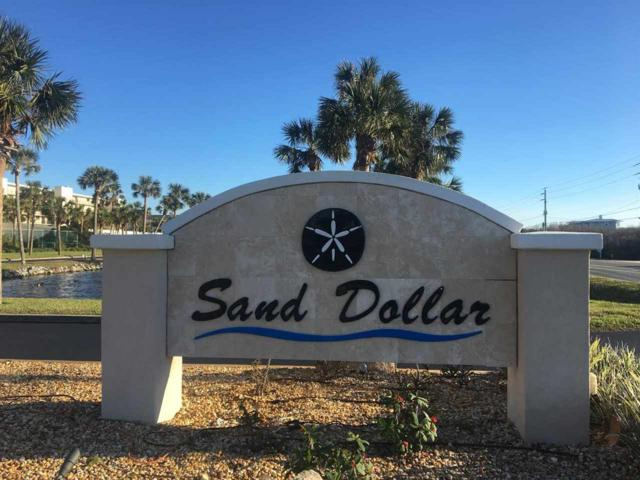 8090 A1A S Sand Dollar IV Unit 203, St Augustine Beach, FL 32080 (MLS #168181) :: Memory Hopkins Real Estate
