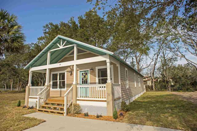 18 Poinciana Cove Rd, St Augustine, FL 32084 (MLS #169981) :: Florida Homes Realty & Mortgage