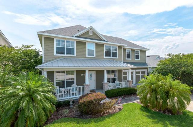 395 High Tide Drive, St Augustine Beach, FL 32080 (MLS #171350) :: Florida Homes Realty & Mortgage