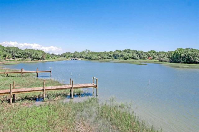 23 Poinciana Cove Road, St Augustine, FL 32084 (MLS #172782) :: St. Augustine Realty