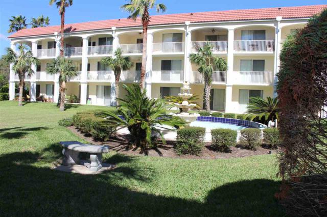 159 Marine St. #104 #104, St Augustine, FL 32084 (MLS #174155) :: Pepine Realty