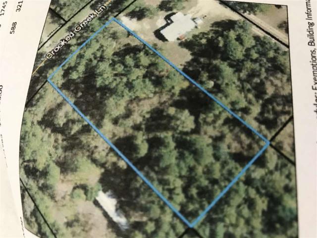 6654 Crooked Creek Lane, St Augustine, FL 32095 (MLS #174268) :: St. Augustine Realty