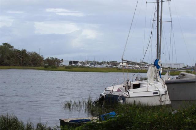200-1 Nix Boat Yard Rd, St Augustine, FL 32084 (MLS #174446) :: 97Park