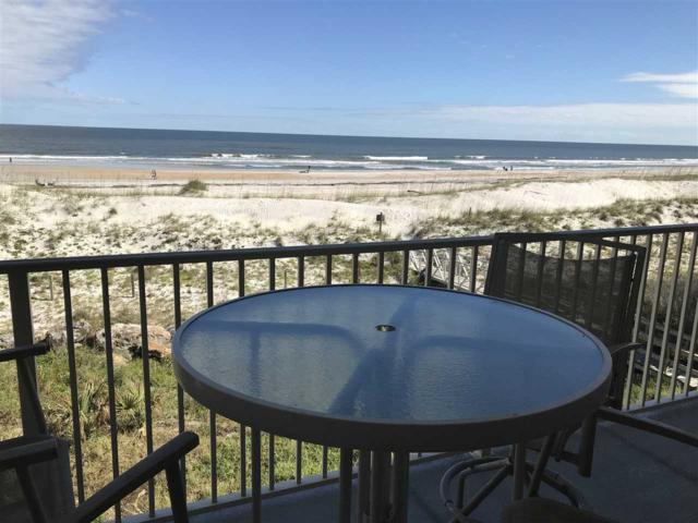 1 10th Street #201, St Augustine Beach, FL 32080 (MLS #174596) :: Pepine Realty