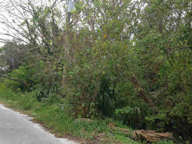0 Webb Street (Lot 14-15) Lot 14-15, St Augustine, FL 32084 (MLS #174772) :: Tyree Tobler   RE/MAX Leading Edge