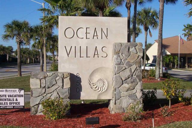 850 A1a Beach Blvd #66, St Augustine, FL 32080 (MLS #174789) :: St. Augustine Realty