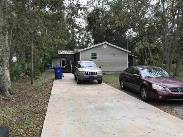 145 Smith St, St Augustine, FL 32084 (MLS #174854) :: Memory Hopkins Real Estate