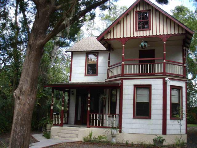 153 Blanco Street, St Augustine, FL 32084 (MLS #175143) :: St. Augustine Realty
