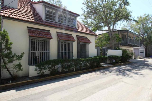 53 Marine St., St Augustine, FL 32084 (MLS #175176) :: St. Augustine Realty