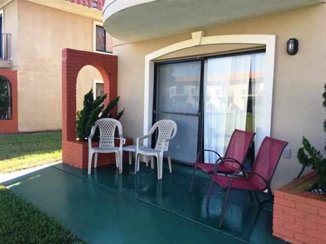 826 A1a Beach Blvd #31, St Augustine Beach, FL 32080 (MLS #175351) :: St. Augustine Realty