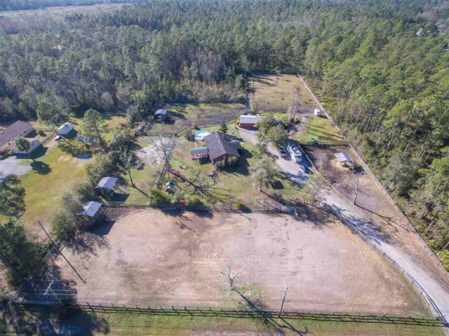 2465 Pacetti Road, St Augustine, FL 32092 (MLS #175463) :: St. Augustine Realty