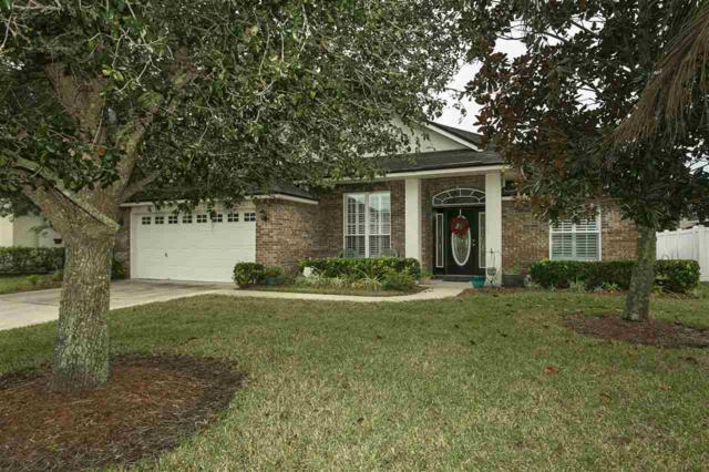 651 E Red House Branch Rd, St Augustine, FL 32084 (MLS #175471) :: 97Park