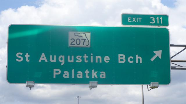 2540 St Rd 207, St Augustine, FL 32086 (MLS #175476) :: Memory Hopkins Real Estate