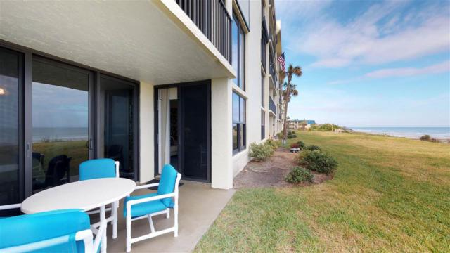 8000 A1a S Sanddollar II 106 #106, St Augustine Beach, FL 32080 (MLS #175611) :: Memory Hopkins Real Estate